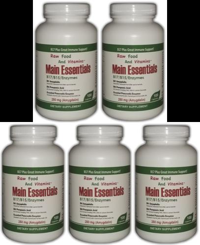 5 Main Essentials