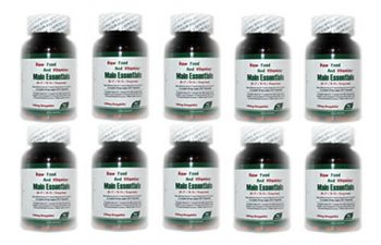 10 Bottle of Main Essentials - 12 in 1 Formula Vitamin B17 Plus CAPSULES