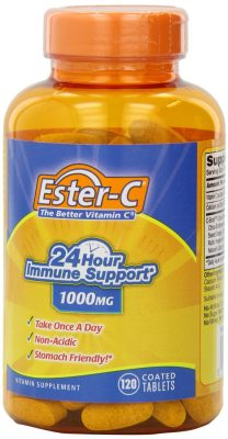 1 Bottle of Ester C Vitamin C
