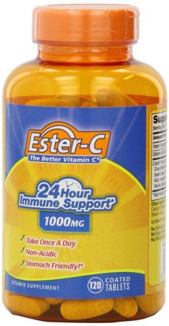 1 Bottle of Ester C Vitamin C