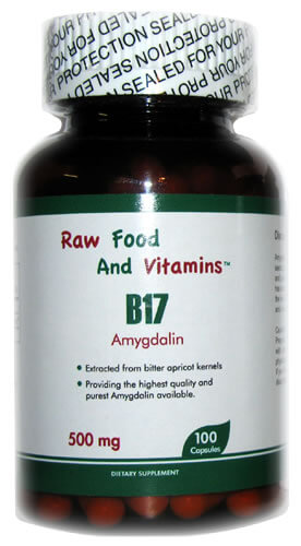 B-17 : Vitamin B17 - Extract from Apricot Kernel ...