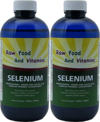 2 Angstrom Selenium Solution