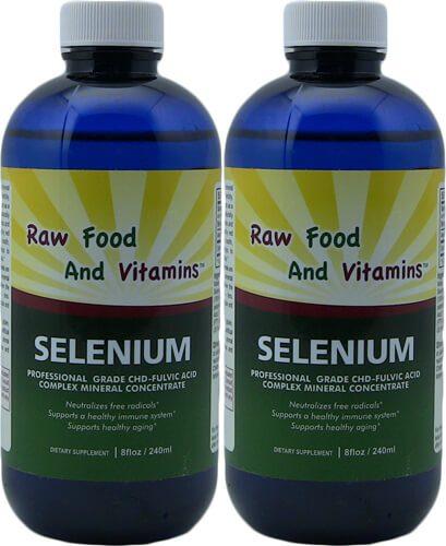 2 Angstrom Selenium Solution